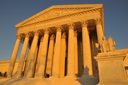 Ban on Demonstrations Outside U.S. Supreme Court Deemed Unconstitutional